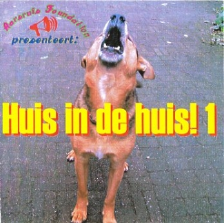 Huis in de huis 2003. Compilation CD including BOT, Trio Fiasco and Wally solo
